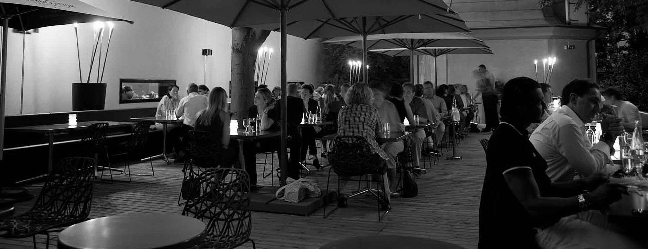 Restaurantlärm dBAkustik.ch