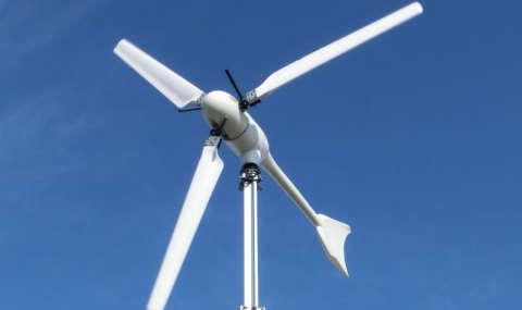 Windkraftwerk dBAkustik.ch