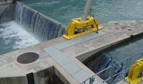 Glarus Lärmmessung Wasserkraftwerk dBAkustik.ch