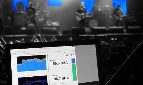 Lärmmessung-Konzert-dBAkustik.ch