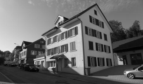 Lärmsanierungsprojekt Gemeindestrasse Schwyz dBAkustik.ch
