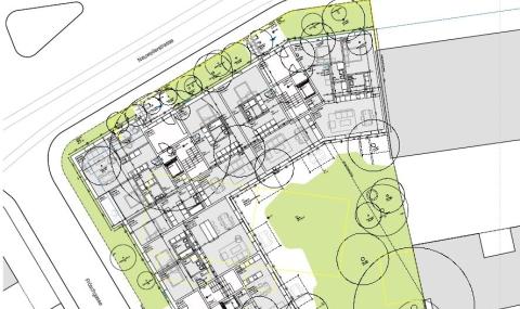 Lärmschutznachweis Basel dBAkustik Strassenverkehrslärm Wohnhaus Baubewilligung