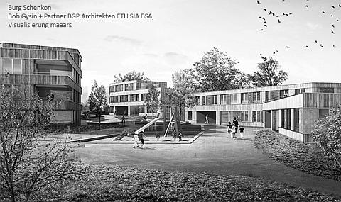 Lärmschutznachweis Kanton Luzern Architekturwettbewerb