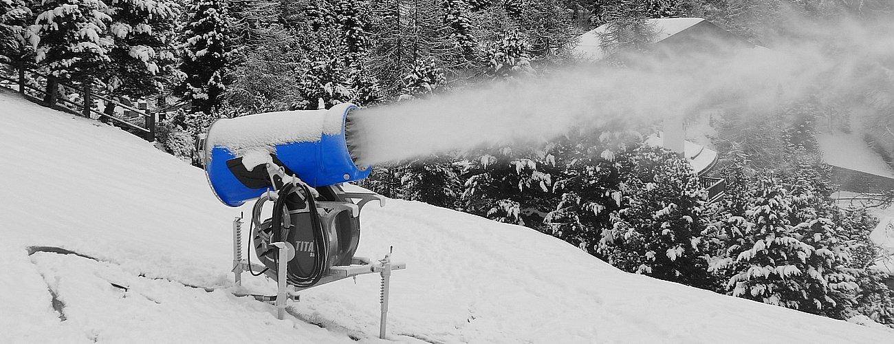 Lärm Schneekanonen dBAkustik.ch