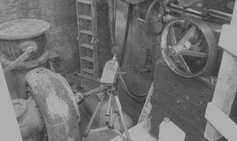 Schallmessung Kleinwasserkraftwerk dBAkustik.ch